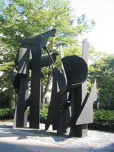 Transparent Horizon by Louise Nevelson  M I T
