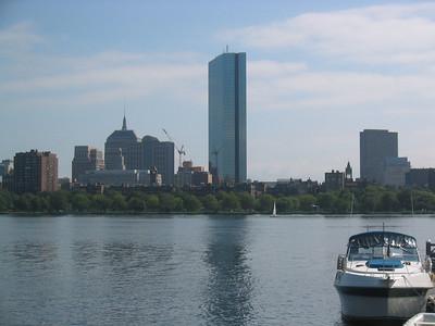 Boston across the Charles River