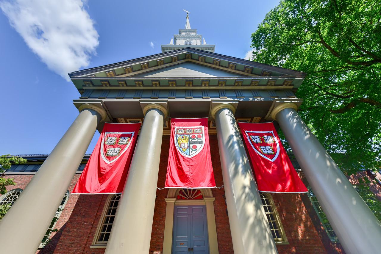 Memorial Church - Harvard University