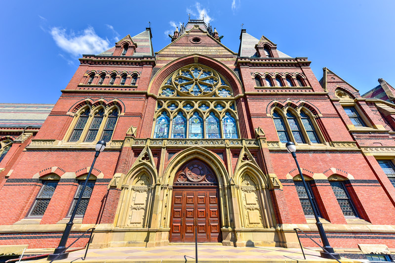Memorial Hall at Harvard University