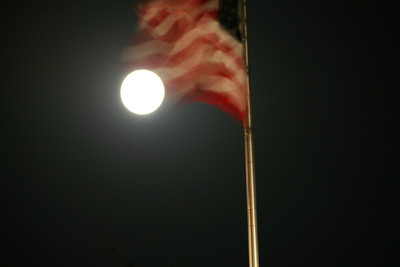 Blue Moon Under th Flag  August 31, 2012
