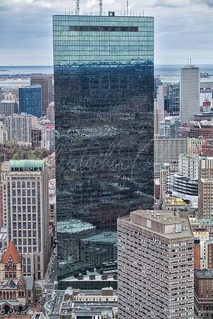 Hancock Reflections