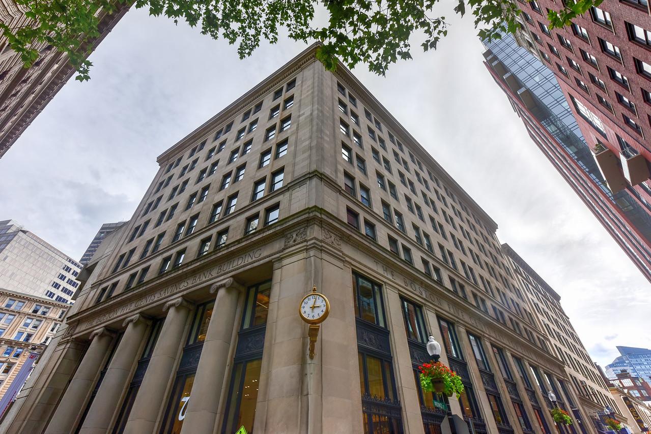 Boston Five Cents Savings Bank Building