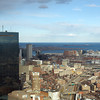 View of Boston from the Prudential Tower