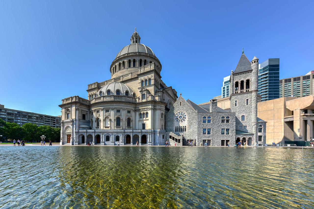 First Church of Christ, Scientist - Boston