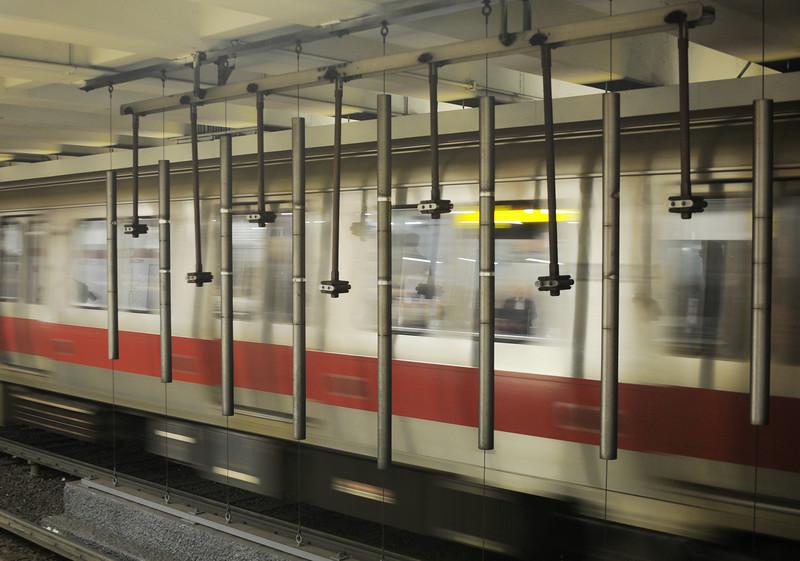 Boston Subway, Kendall/MIT stop