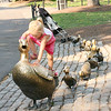 Make Way for Ducklings<br /> Boston