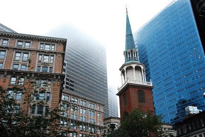 Old South Church - Boston MA