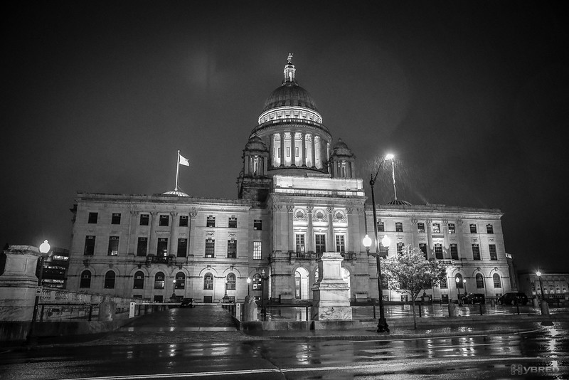 State Capitol Building, Providence RI