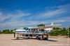 Wilderness Air Aircraft at Savute Airstrip