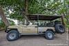 Letaka Safaris Safari Vehicle in Camp