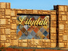 """proclaiming """"Lilydale""""."""