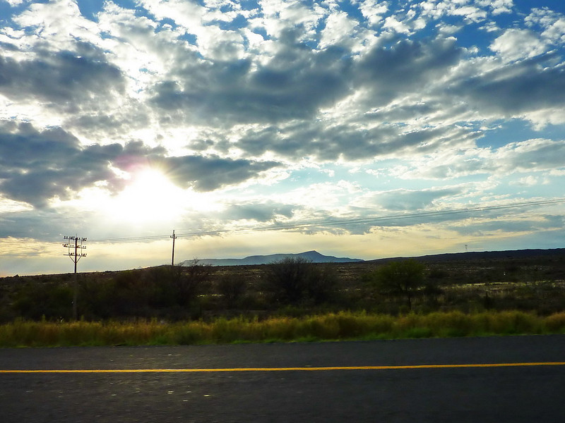 We leave from Beaufort West in South Africa, having an early morning start through the fabulous Great Karoo,