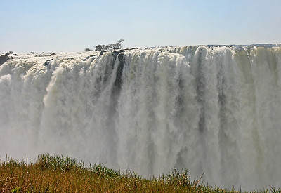 Mosi-o_Tunya NP & Victoria Falls