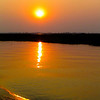 Sunset, Chobe National Park