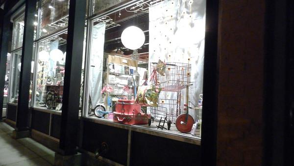 Night Walk Downtown Sept 6, 2012