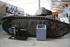 The Tank Museum in Bovington.