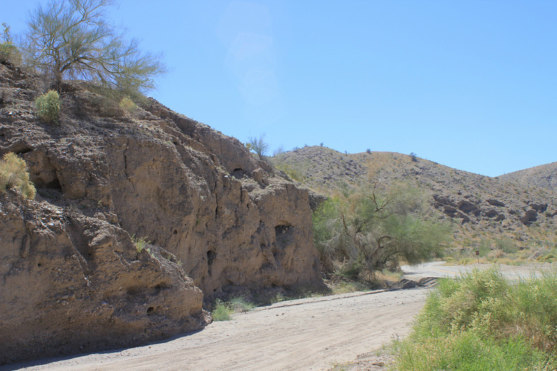 4/3/11 Meccacopia Trail, Box Canyon Road, Mecca Hills, Riverside County, CA