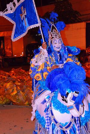 Samba Parade preparation (2011-16)