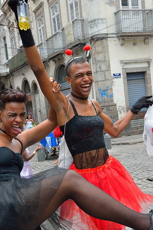 Rio street carnival (2008-16)