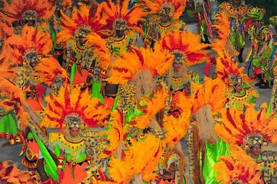 Rio Samba parade