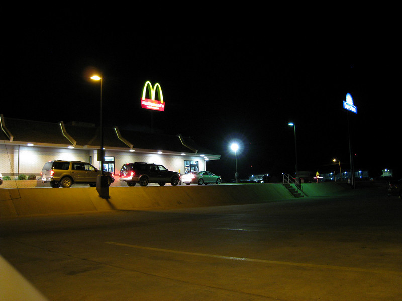 McDonald's/Days Inn