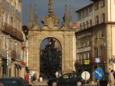 Braga/Geres Portugal, October 2007