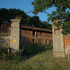 outbuildings of castle Prötzel