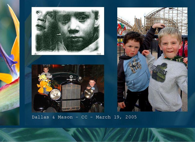 Mason & Dallas - CC - March 19, 2005
