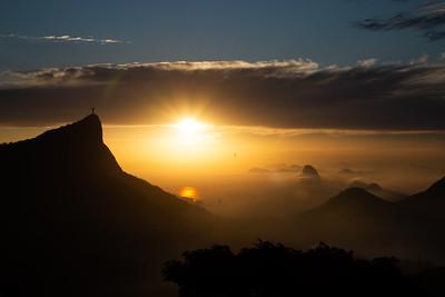 Another Sunrise - Rio de Janeiro - Brazil