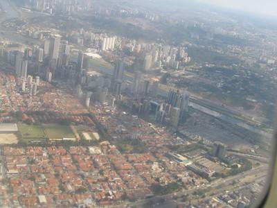 Day 6 - Sao Paulo to Belo Horizonte