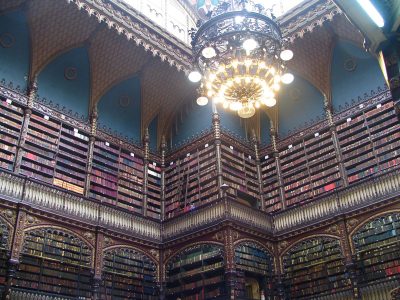 Gabinete Real Library