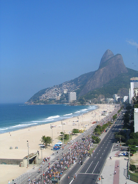 Half-Marathon in Ipanema