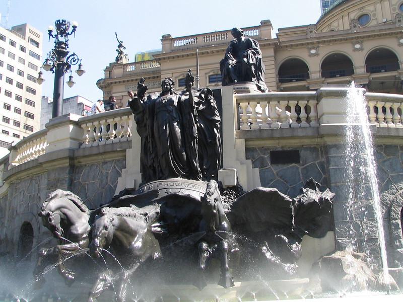 Sao Paulo Fountain