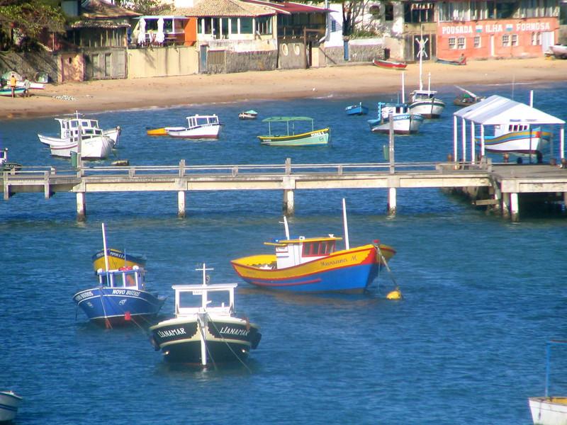 Buzios Harbor