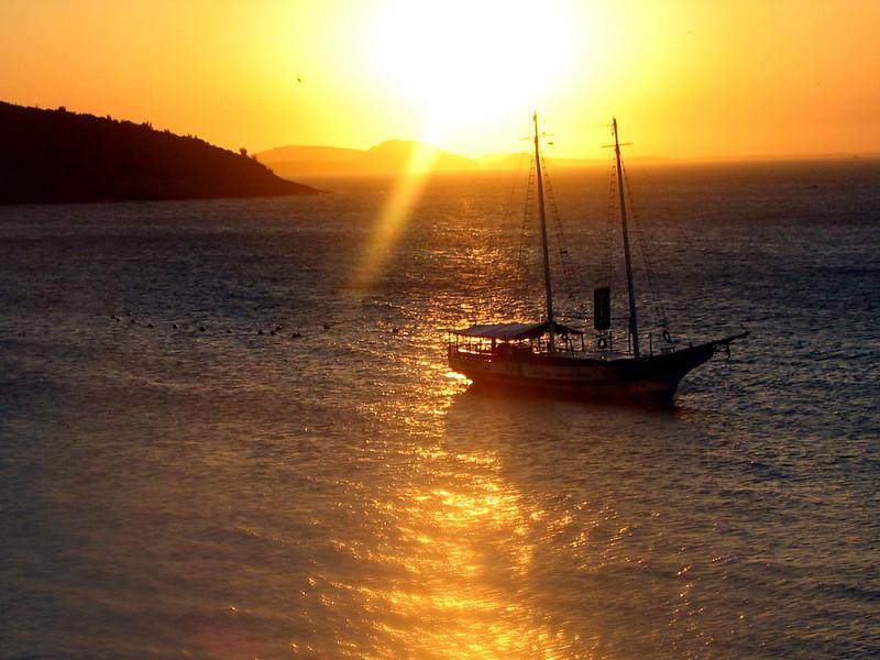 Sunset at Buzios