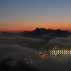 Nightfall above Rio