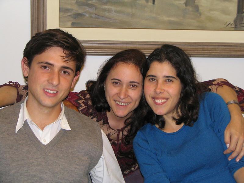 Guilherme and Paula