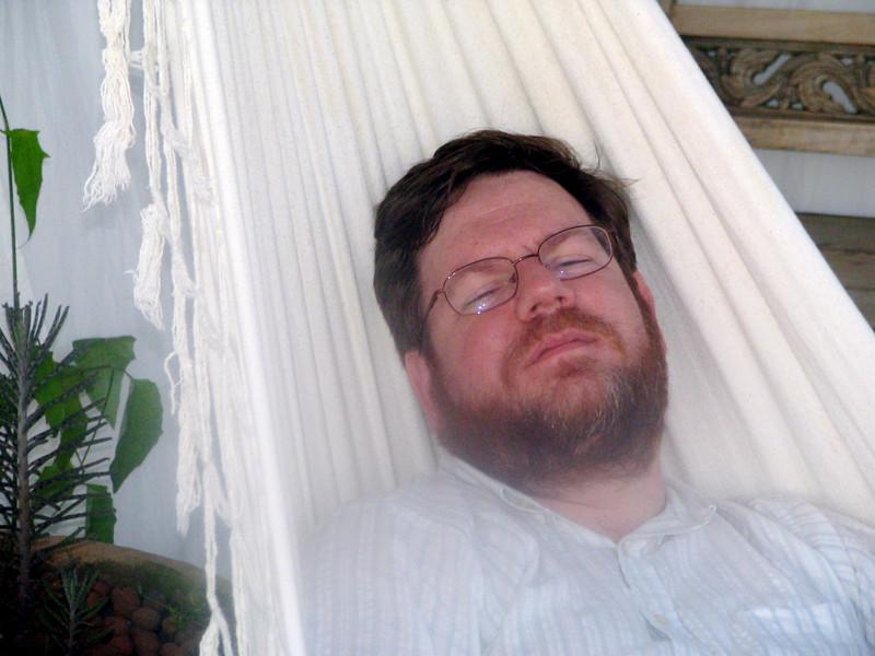 Stephen Asleep