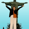 Brazil 2005 : Stephen and Cissa's honeymoon in Brazil (just slightly before the wedding!)