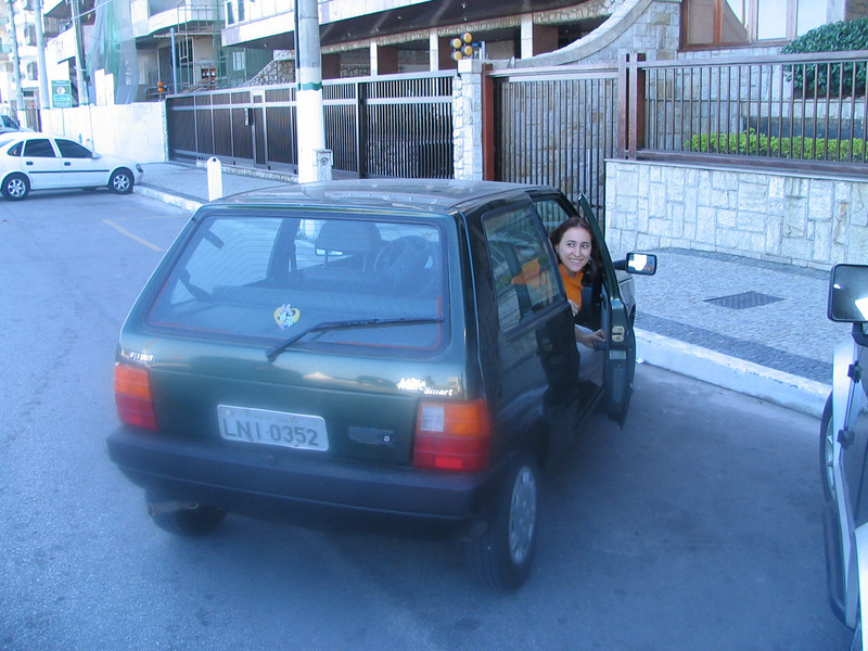 Invincible One-Liter Fiat!