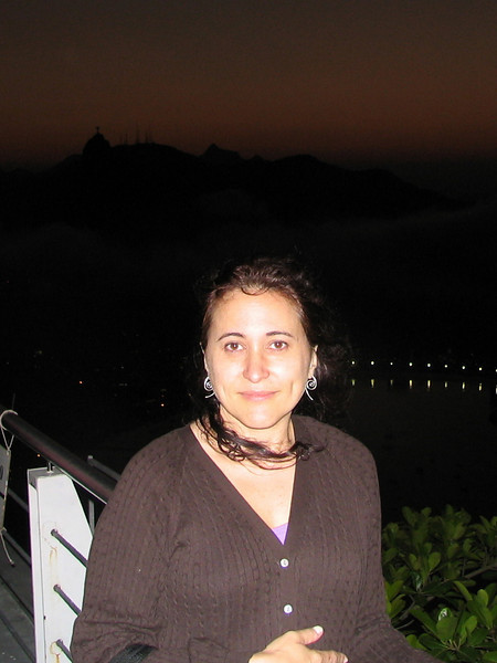 Nighttime and Corcovado