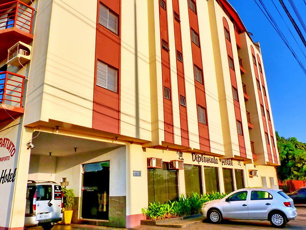 Brazil, Cuiaba, Diplomata Hotel
