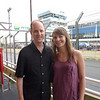 Me and Stephpet at Interlagos