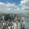 View of Sao Paulo from Terasso Italia (sorta)