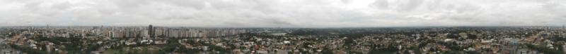 Curitiba Panorama
