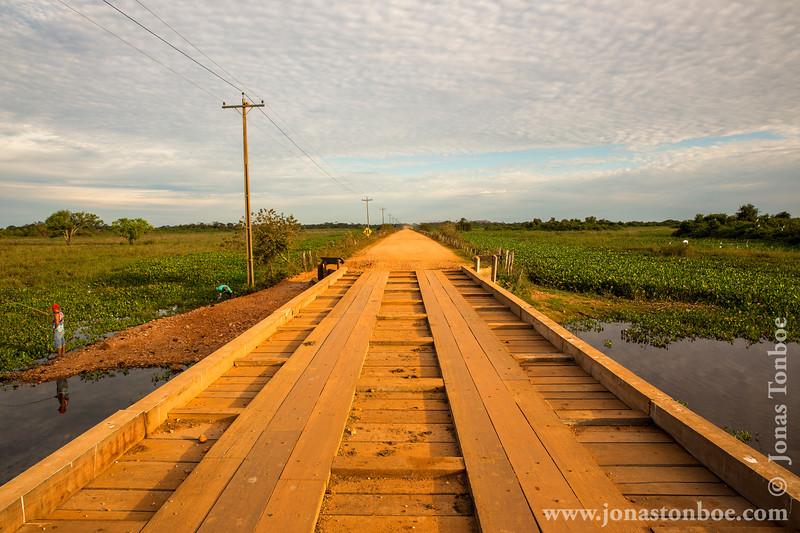 Transpantaneira Road Bridge