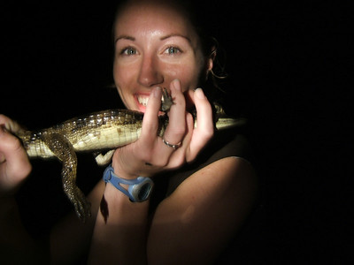 Day 2 - Manaus - Jacare! (Or in other words, little alligator)