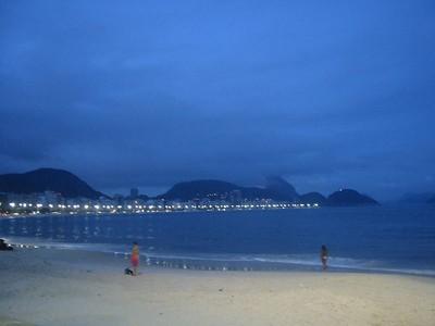 Copacabana, Rio De Janiero, March 14-16, 2005