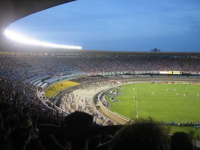 Estadio Maracana, Rio De Janiero, March 13, 2004